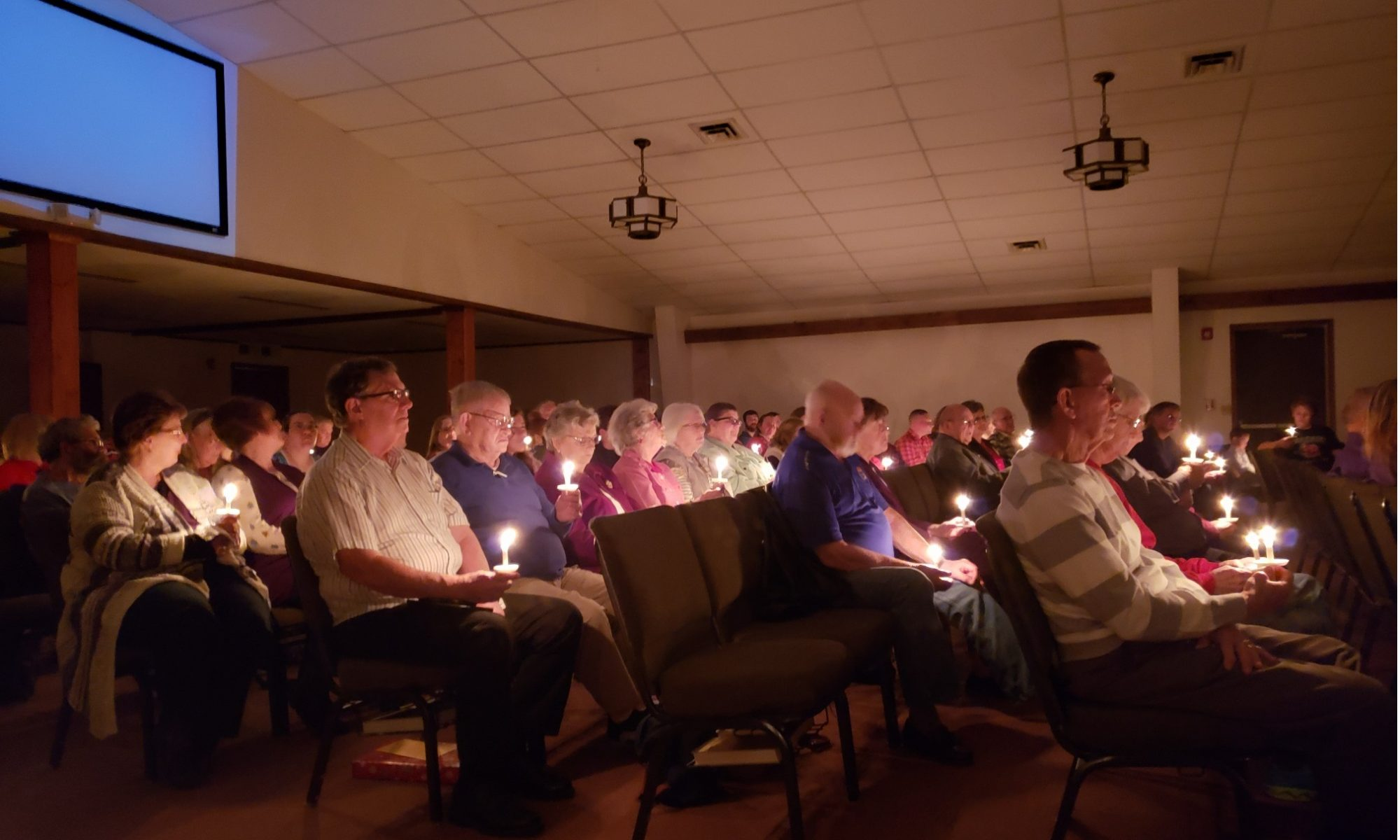 Our Congregation at Christmas