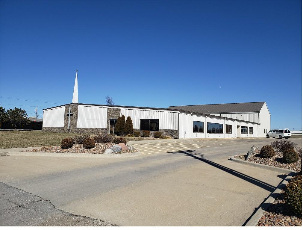 First Baptist Church, Burlington, KS