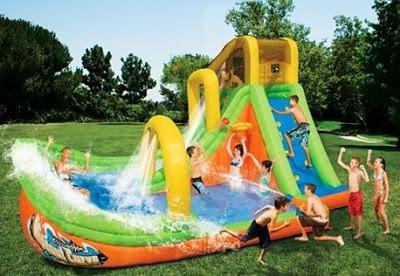 Splash and Play Day