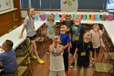 VBS craft time, 2019